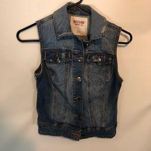 Mossimo XS Petite Jean Jacket